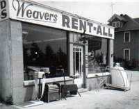 Weaver's Rent-All in Bloomington IL