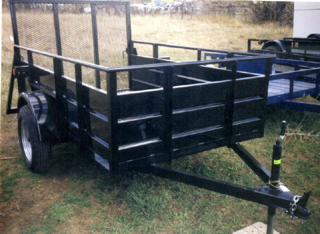 Where to find TRAILER, 5  x 8  UTILITY in Bloomington
