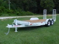 Where to rent TRAILER, 6  x 16  FLATBED in Bloomington IL