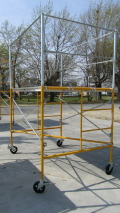 Where to rent SCAFFOLD, 05  PACKAGE W WHEELS in Bloomington IL
