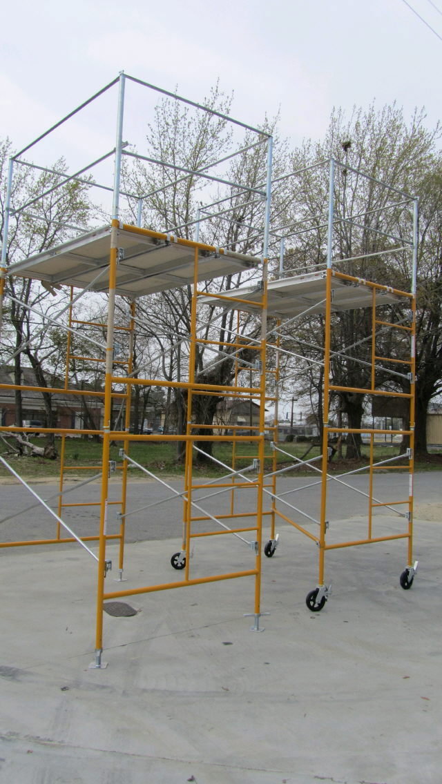 Where to find SCAFFOLD, 10  PACKAGE W WHEELS in Bloomington