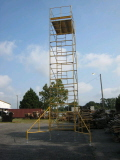 Where to rent SCAFFOLD, 25  PACKAGE W FEET in Bloomington IL