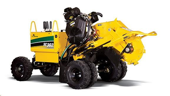 Stump Grinder Vermeer Sc362 Rentals Bloomington Il Where