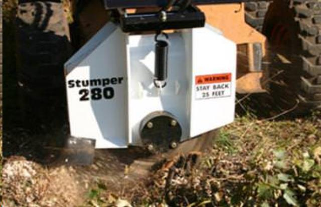 Where to find Stump Grinder, Skid Attachment in Bloomington